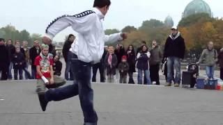"""Еврейский танец """"7 ׃40"""" Remix"""" Немцы танцуют 7.40 ? или их заставили ))"""