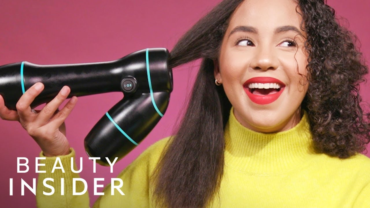 Can A Reverse Hair Dryer Create An Instant Blowout? | Beauty or Bust