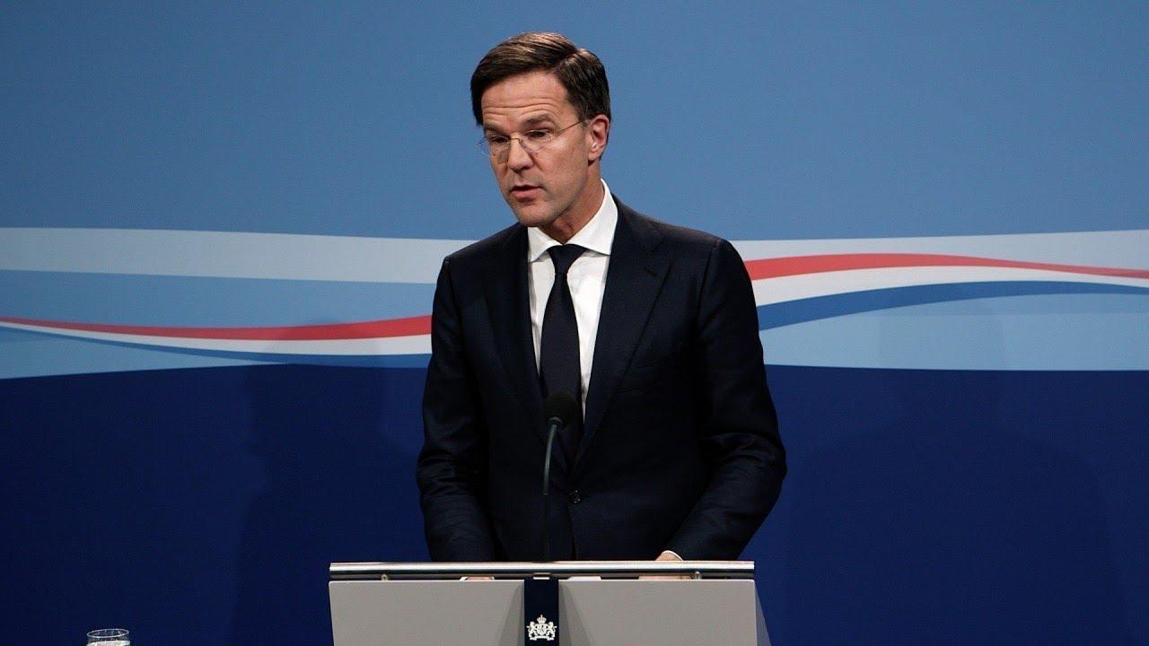 Integrale Persconferentie MP Rutte Van 19 Januari 2018