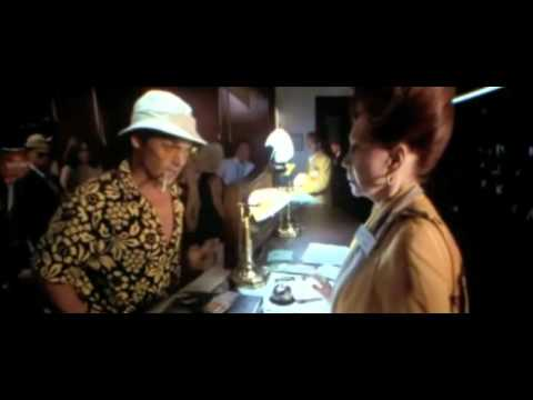 Fear and Loathing in Las Vegas Official Trailer #1 - Gary Busey Movie (1998) HD