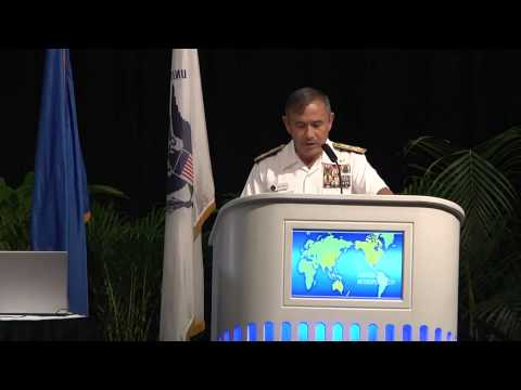 ADM Harris speaks at Technet Asia Pacific Conference