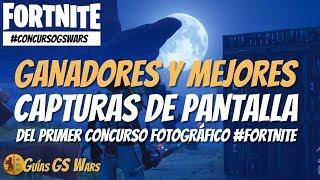 HOMENAJE A FORTNITE SALVAR EL MUNDO: Ganadores y Selección de Mejores Capturas del Concurso GS Wars