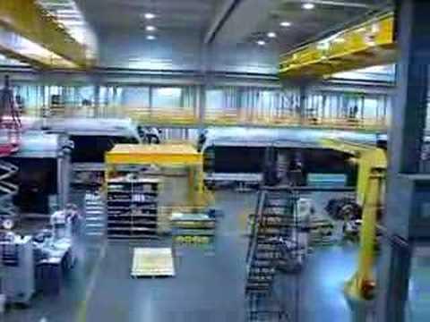 Phoenix Light Rail Operations Maintenance Center - YouTube