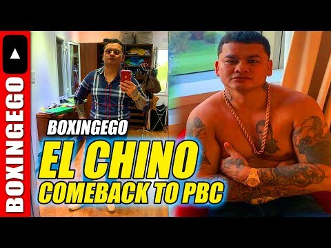 WHAAAAT? 'CHINO' MAIDANA WEIGHT-LOSS BOXING COMEBACK HAS BEGUN! DROPPED LBS