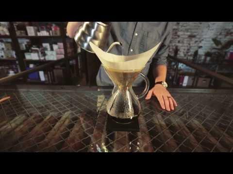 How To Brew Chemex Coffee : MistoBox Series