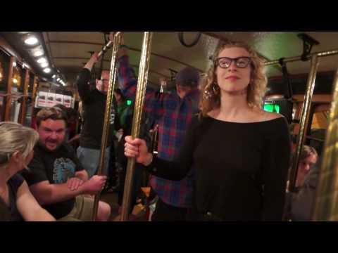 Kyle Ollah & Skyler Hawkins Homegrown Trolley Tunes