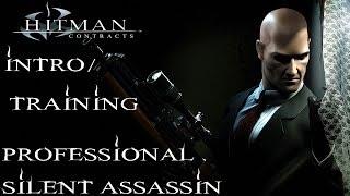 Hitman: Contracts - Professional Silent Assassin HD Walkthrough - Intro/Training