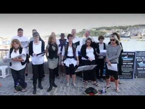 MORGAN FARWEL LANNWEDHENNEK - The Padstow Farewell Shanty