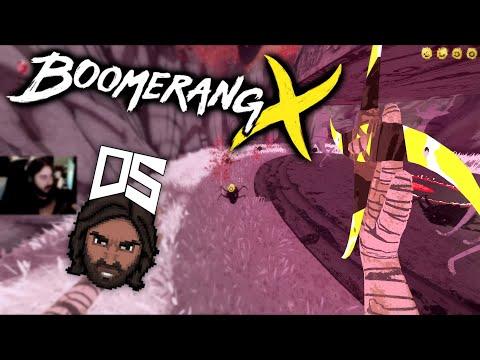 Ok, Boomer-ang? No? Ok | Boomerang X | Demo Playthrough |