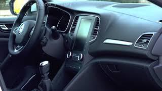 Renault Megane Sedan 2018 - Interior