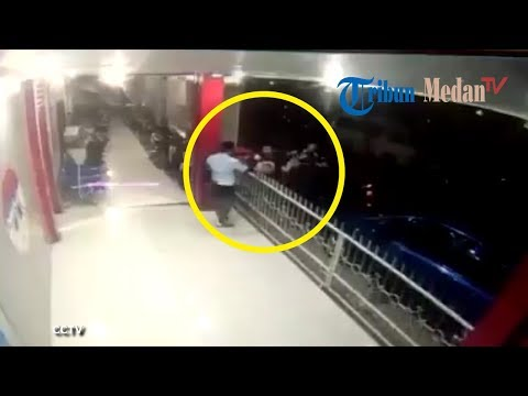 WADUH, Sipir di-OTT saat Terima Paket 'Barang Haram' di Gerbang Lapas Lubukpakam