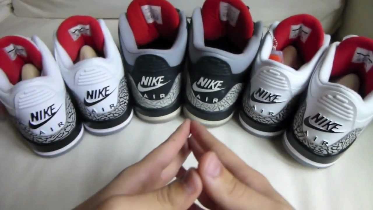 fe9e510e8f0e71 Nike Air Jordan 3 Retro 88 Review   On Feet - YouTube