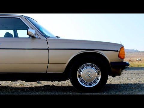Mercedes-Benz W123 Coupés