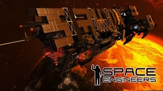 Space Engineers v1.1 ► The Salvador Campaign (Test Run #1)