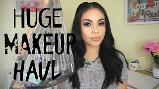 HUGE MAKEUP HAUL 2016 | ULTA + WALMART