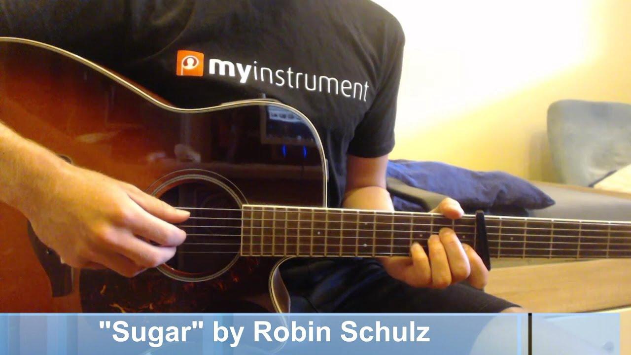 The archies sugar sugar guitar tutorial youtube.