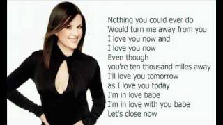Carly Simon & Megan Mullally - The right thing to do (with lyric)