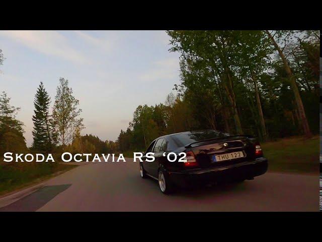 Skoda Octavia RS 2002