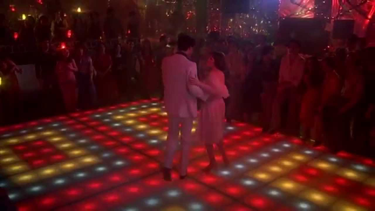 saturday night fever sex scene