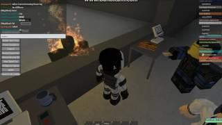 Roblox SCP Site-61 Roleplay SCP-457 Testing Mysterious