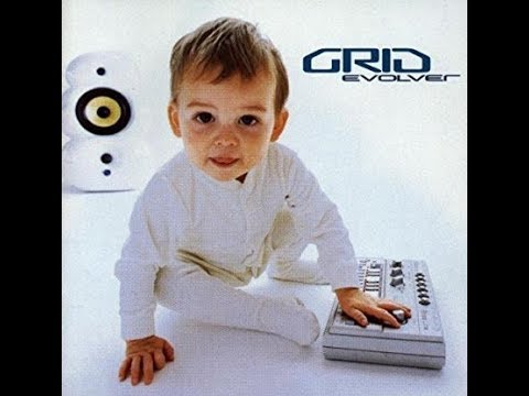 The Grid - Evolver (Full Album)
