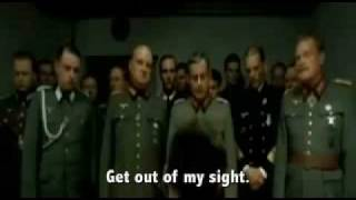 Hitler rants about D3x