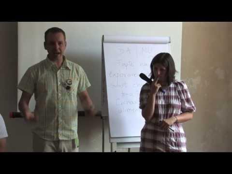 Borislav Sandov on anti shale gas exploration campaigns