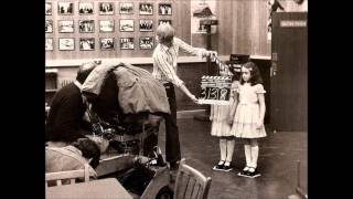 Behind the Scenes Photos: The Shining
