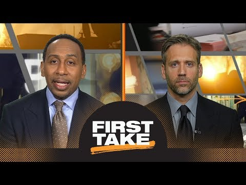 Stephen A. and Max react to Cowboys releasing Dez Bryant | First Take | ESPN