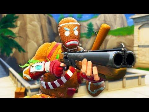 The new shotgun in Fortnite..
