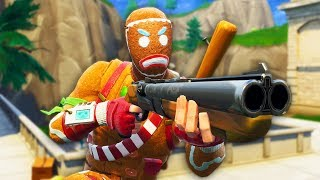 The new shotgun in Fortnite..