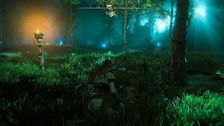 Horizon Zero Dawn. #9 Белка играется на PS4 в Horizon Zero Dawn.