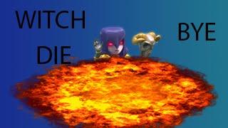 Nueva actualización de Clash of Clans:Destruyendo clash of clans, Adios Brujas