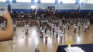 Bastoneras Colegio Espejo Primer Lugar Categoria Avanzada Copa Inmaculada 2017