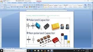 CAPACITOR BASIC ELECTRONICS PART 2 IN NEPALI