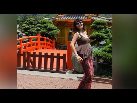 Hong Kong Travel - Nan Lian Garden & Chi Lin Nunnery 香港南蓮園池和志蓮淨苑