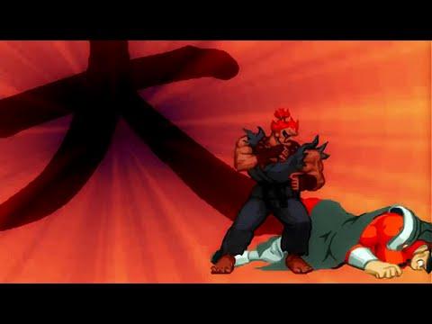 SKELATOR - Raging Demon (Akuma/Gouki Tribute)