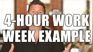 Is The 4 Hour Work Week a Myth?  Daily Routine Example of How to Become an Entrepreneur