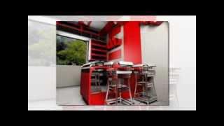 современный дизайн нового кухонного интерьера для дома, для квартиры, для дачи.(, 2014-02-20T14:11:39.000Z)