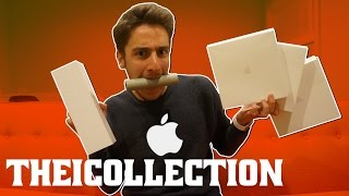 J'ai acheté des produits rares apple !