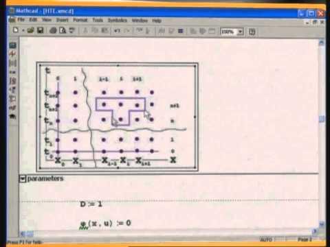 Лекция 8: Дифференциальные уравнения в частных производных