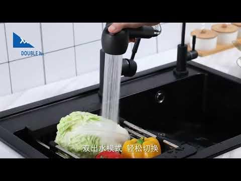 Мойка для кухни из искусственного камня №13-8