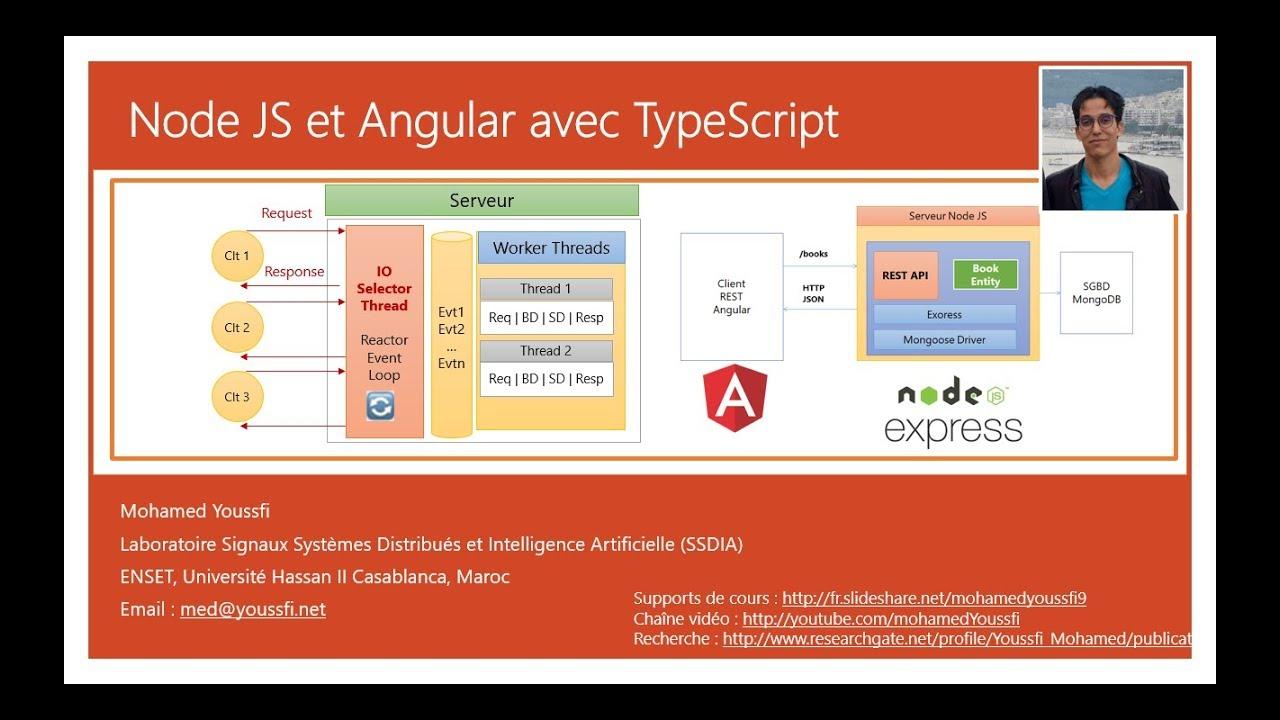 Download Part 3- NodeJS Express Mongo Angular  Avec Type Script