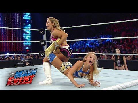 Natalya vs. Summer Rae: WWE Main Event, January 21, 2015
