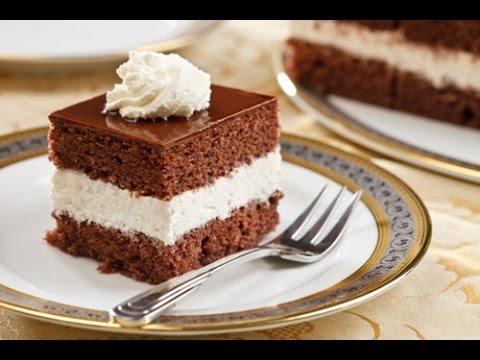 Torta Moretta Torta Cioccolato E Panna Ricetta Perfetta Youtube