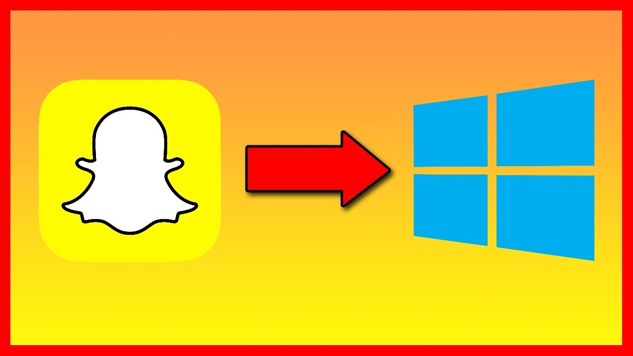 How to run Snapchat on your computer - Tutorial (2018) - YouTube