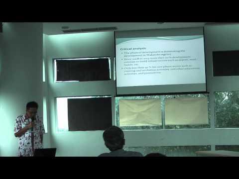 Sustainable marine Tourism Management: A Case Study In Wakatobi Regency | Audrey Tangkudung