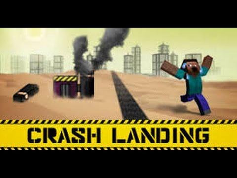 Minecraft Crash-Landing Episode 8 Tripling Ores!