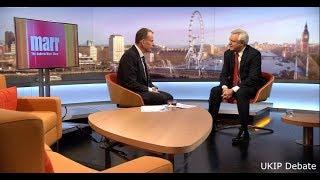 The Andrew Marr Show - Brexit - Davis vs Starmer - Full Interviews Full HD - 10/12/2017