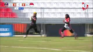 LIVE: 30th SEA Games 2019 Rugby 7s Women's Pool Round 5 (8 December 2019)